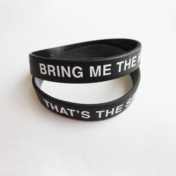 Браслет - Bring Me The Horizon