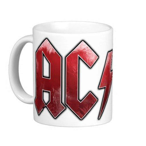 Кружка - AC/DC
