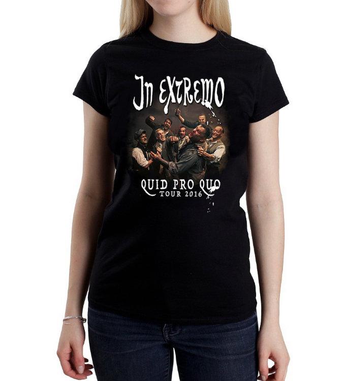 Топ женский - In Extremo(Quid Pro Quo)