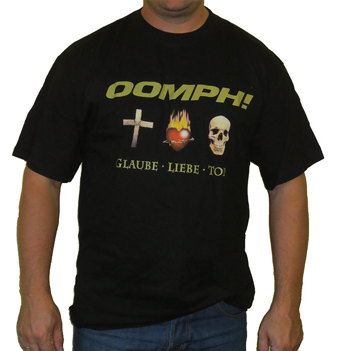 Футболка - OOMPH