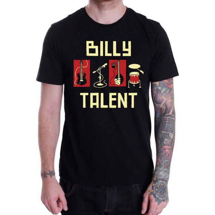 Футболка - Billy Talent (tour)