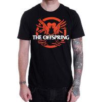 Футболка -The Offspring(tour2008)