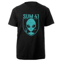 Футболка - Sum 41(Area 41 2017 Tour Tee)