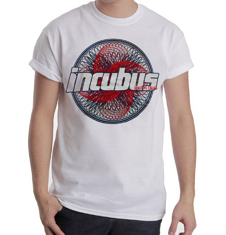Футболка - INCUBUS(tour)