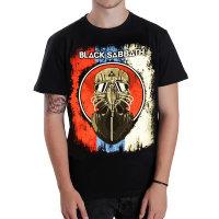 Футболка - Black Sabbath(Russia)