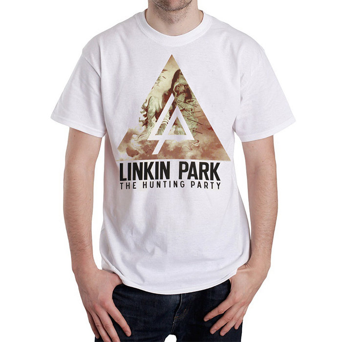 Футболка - Linkin Park(the hunting party)white