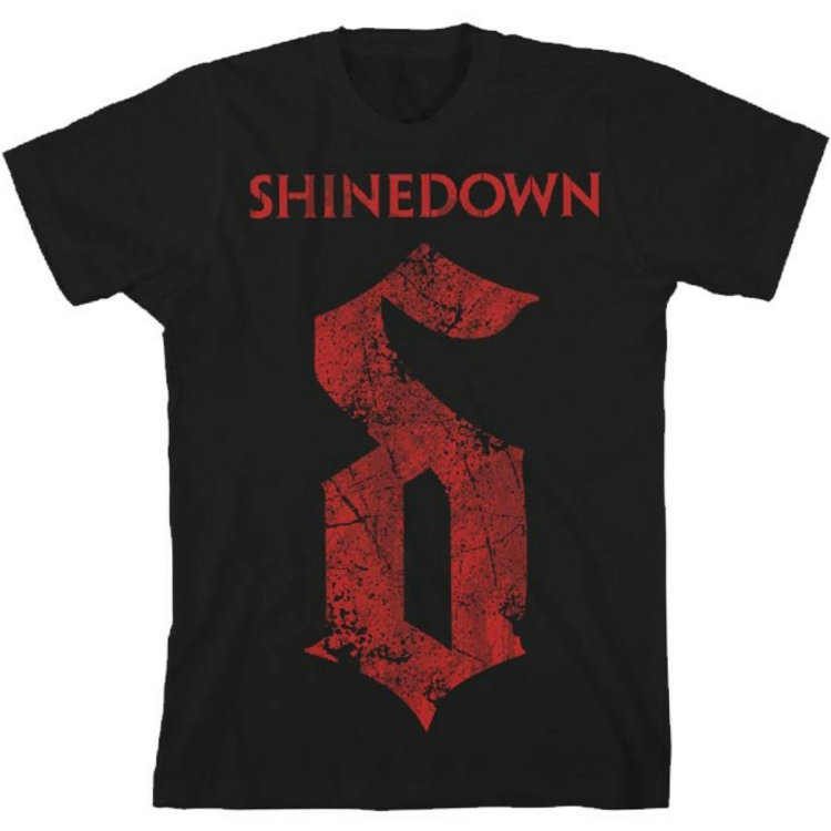 Футболка - Shinedown (The voices)