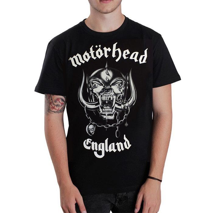 Футболка - Motorhead(England)