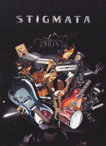 STIGMATA - Acoustic & Drive(2DVD+CD)digipack