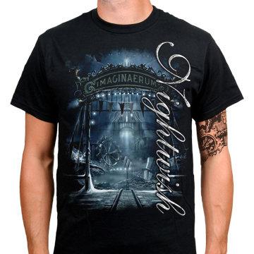 Футболка - Nightwish(Imaginaerum)