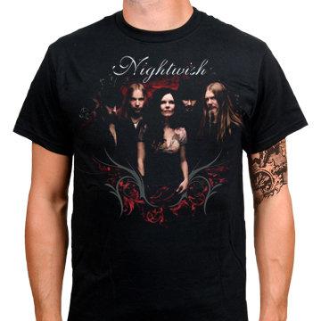 Футболка - Nightwish