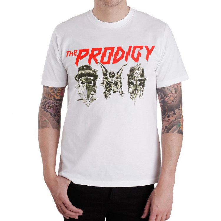 Футболка - The Prodigy(Masks)