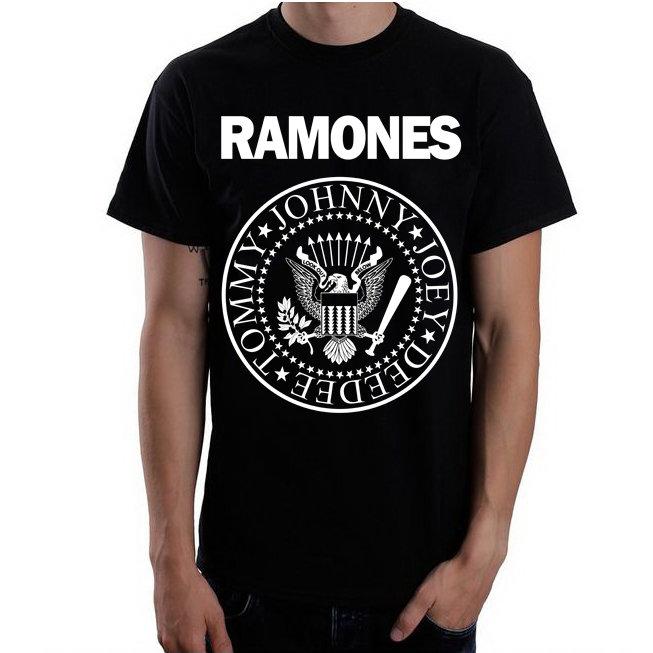Футболка - Ramones