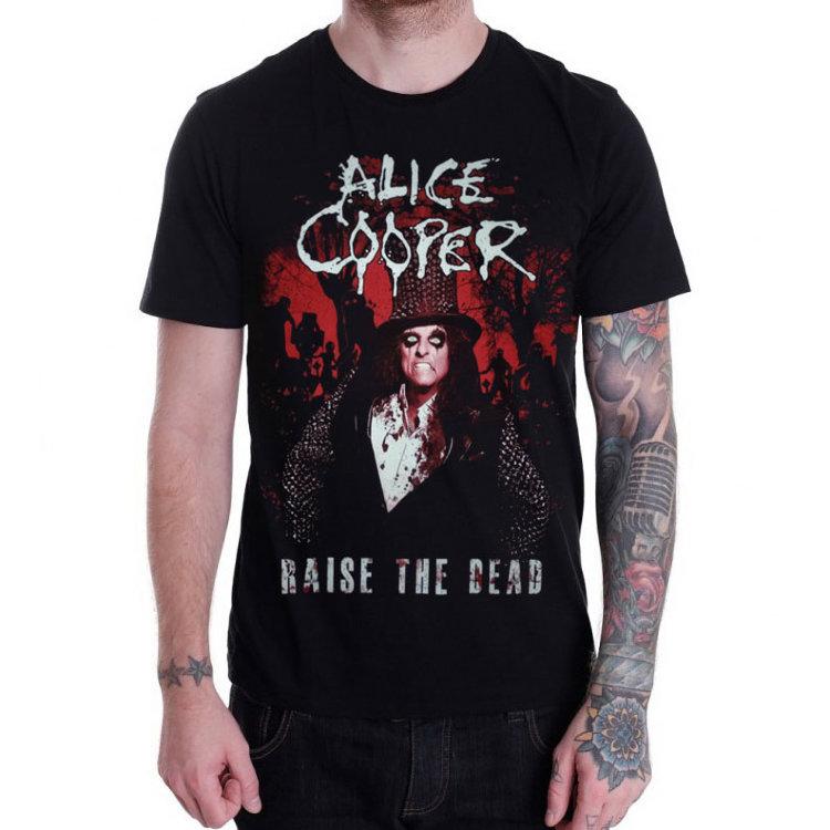 Футболка - Alice Cooper (Raise The Dead)