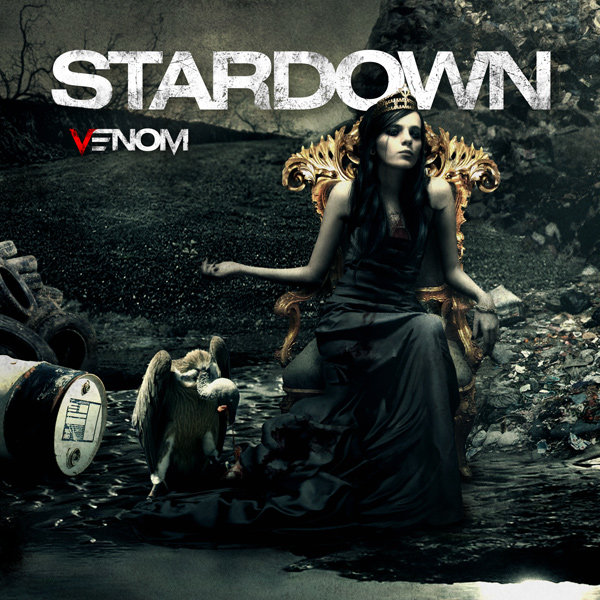 STARDOWN - VENOM(FAN LTD Edition)deluxe-digipak
