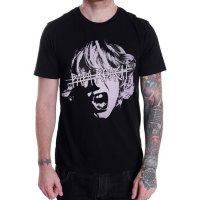 Футболка - Papa Roach(Crooked Teeth Tour)