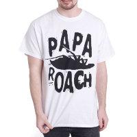 Футболка - Papa Roach(Classic Logo)