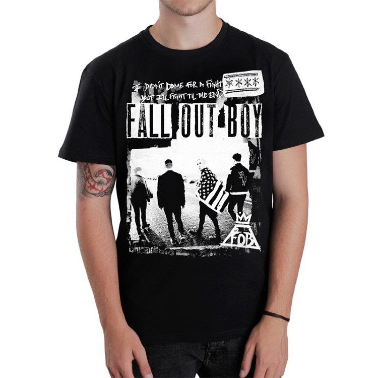 Футболка - Fall Out Boy(Fight Tour)