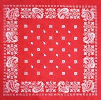 Бандана - Огурцы красные без квадрата