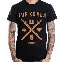 Футболка -THE KOREA (Мечи)