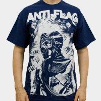 Футболка - Anti-Flag(Gasmask)