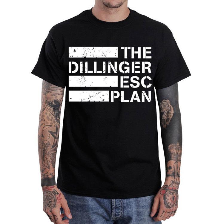 Футболка - The Dillinger Escape Plan