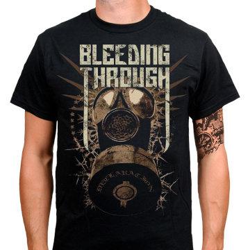Футболка - Bleeding Through