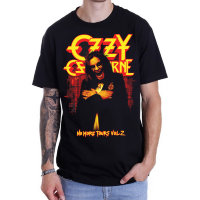 Футболка - OZZY OSBOURNE (No More Tours vol.2)