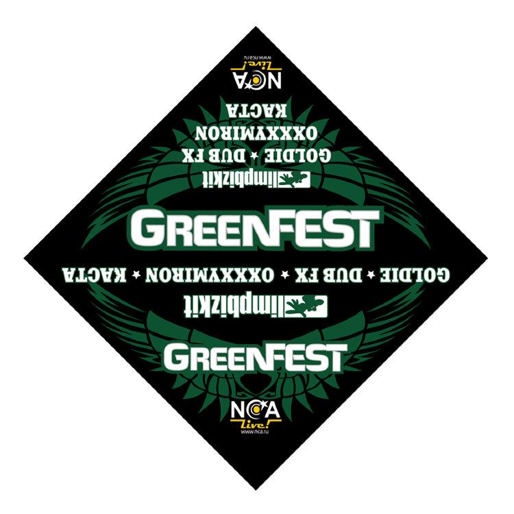 Бандана - GreenFest
