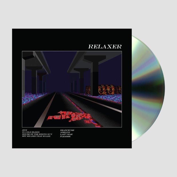 alt-J - Relaxer CD