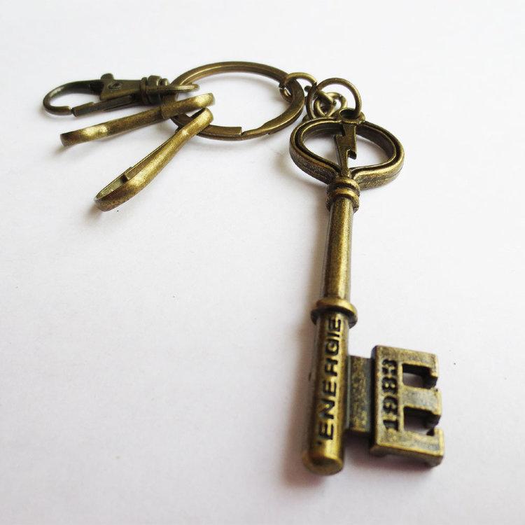 Карабин для ключей#24