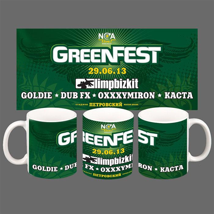 Кружка - GreenFest