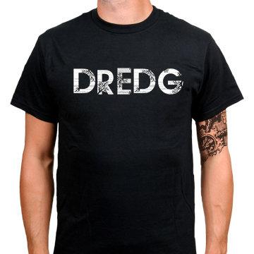 Футболка -Dredg(B)