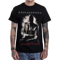 Футболка - Apocalyptica (ShadowmakerTour)