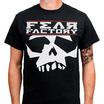 Футболка - Fear Factory