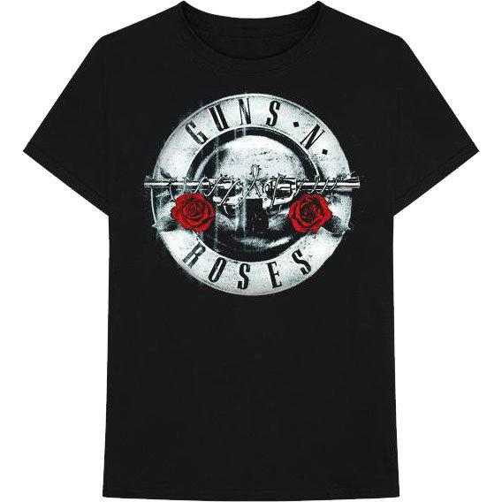 Футболка - Guns N' Roses (SILVER BULLET)