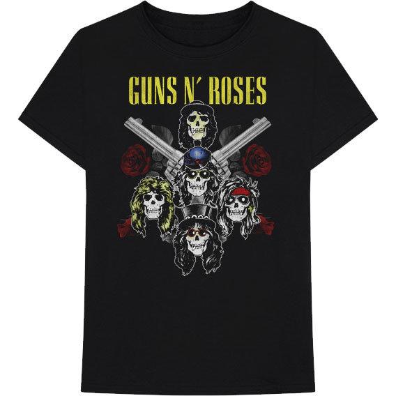Футболка - Guns N' Roses (PISTOLS)