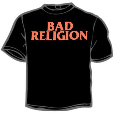Футболка - Bad Religion