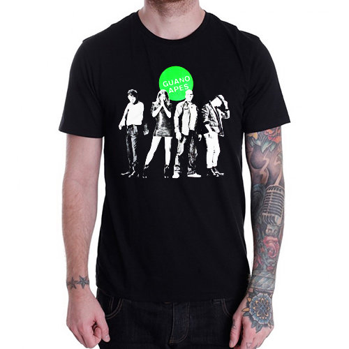 Футболка - Guano Apes купить в интернет магазине мерча и рок атрибутики Merch4all
