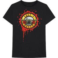 Футболка - Guns N' Roses (BLOODY BULLET)
