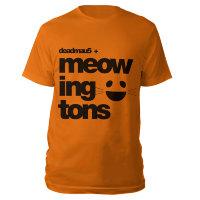 Футболка - deadmau5 (Meowingtons)
