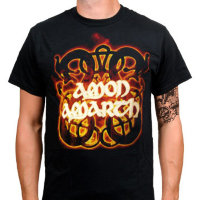 Футболка - Amon Amarth (орнамент)