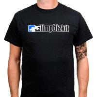 Футболка - Limp Bizkit(tour)