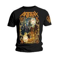 Футболка - Anthrax(Evil Twin)