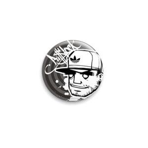 Значок - Noize MC(PaShock)