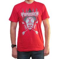 Футболка -Papa Roach(Gas Mask )