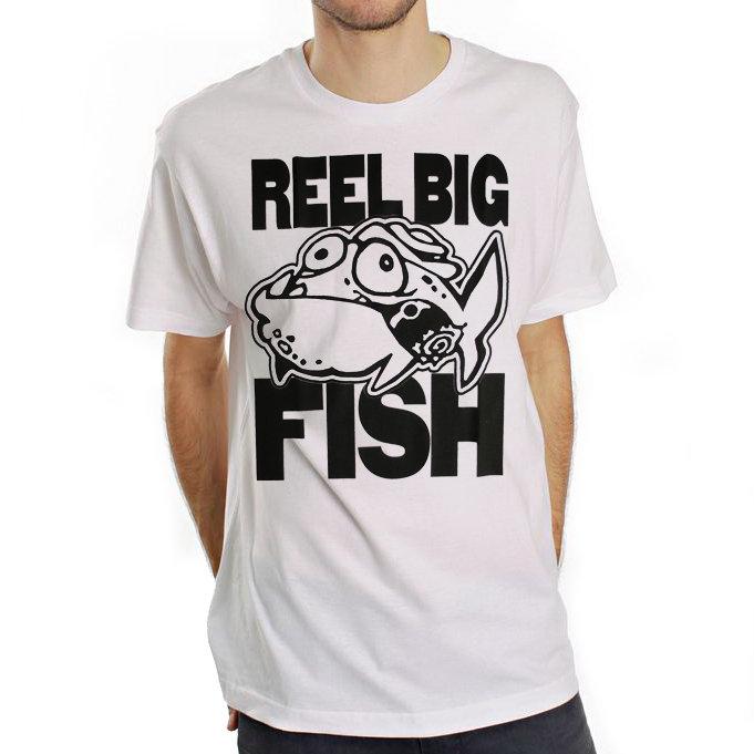 Футболка - Reel Big Fish(white)