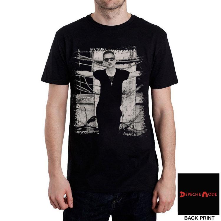 Футболка - Depeche Mode (Dave Gahan)