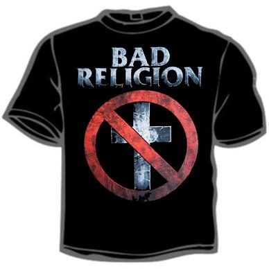 Футболка - Bad Religion(30Years)